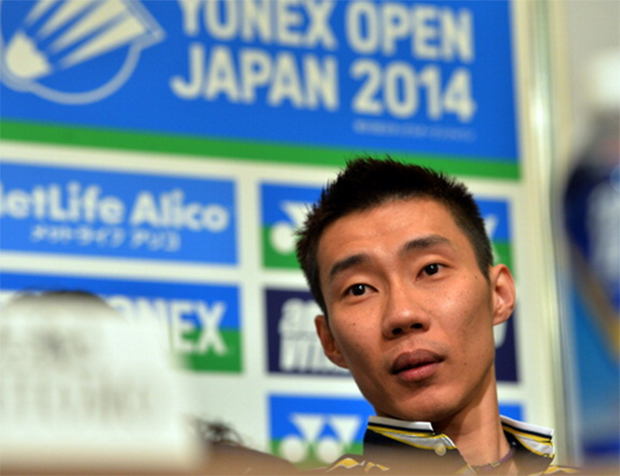 Lee Chong Wei will witness Yonex Malaysia Masters badminton championships