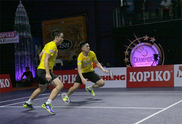 Purple League: Tan Boon Heong/Ow Yao Han hand Puchong United their first loss