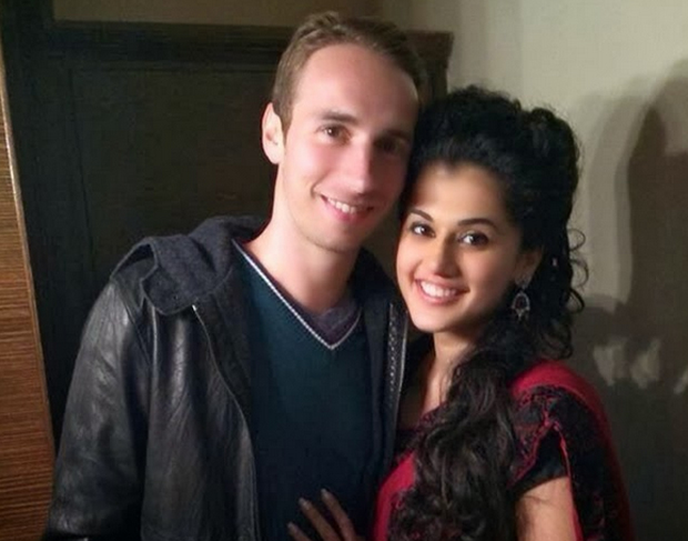 Mathias Boe's to miss girlfriend Taapsee Pannu at Indian tour