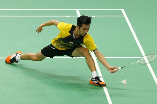 Chong Wei Feng, Daren Liew ease into 2nd round of Malaysia Masters