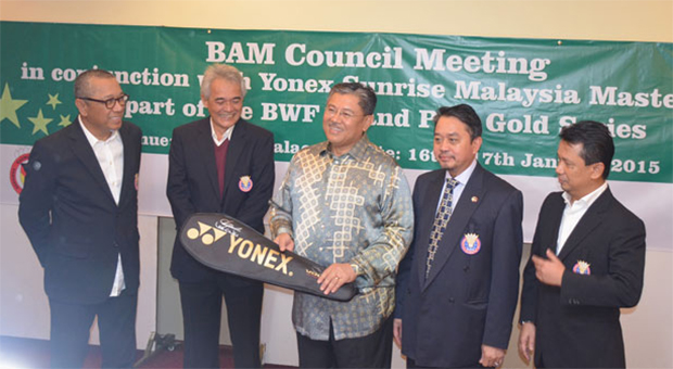 BAM held council meeting in Kuching