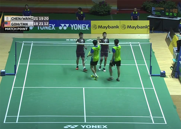 Malaysian pairs fail to reach Malaysia Masters finals