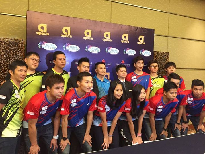 Lee Yong-Dae joins Purple League's Muar City as a mentor