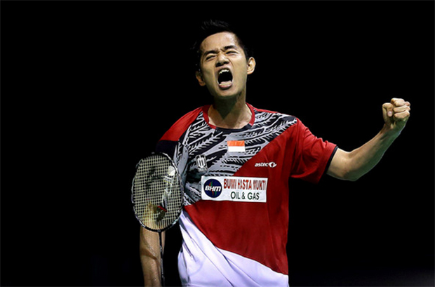 Simon Santoso to spearhead a very young Indonesian team at 2015 SEA Games