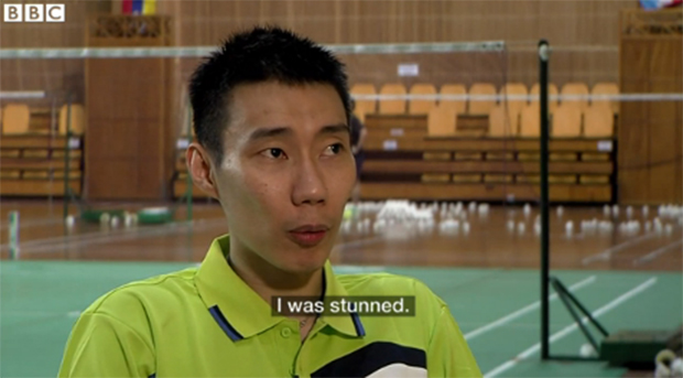 Lee Chong Wei 'would quit' if suspended for doping (video)