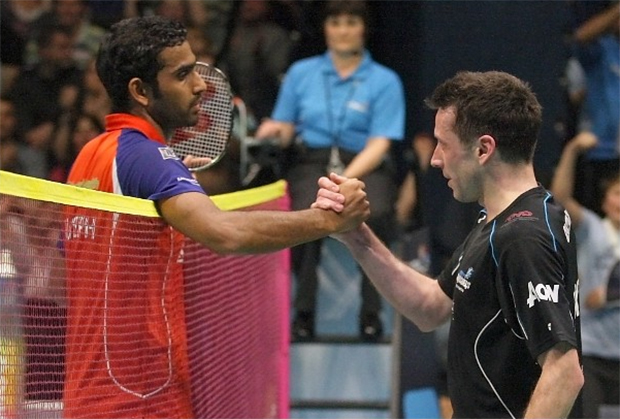 England's National Badminton League: Surrey Smashers beat Team Derby 5-0