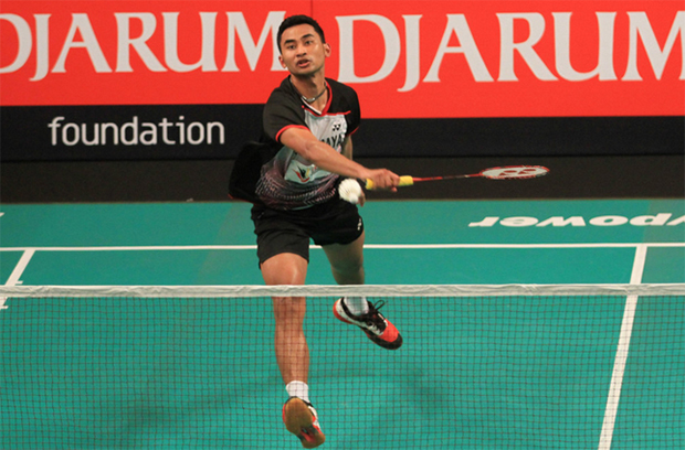 Tommy Sugiarto leads Jaya Raya Jakarta to victory at Djarum Superliga