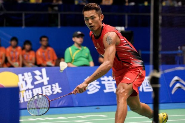Lin Dan may see action at the German Open or the All England qualifiers.