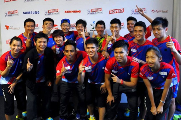 Purple League Champions Muar City stripped of 17 victories