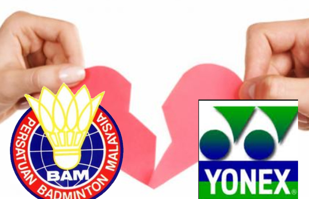 BAM may end YONEX sponsorship