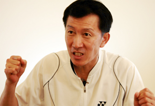 Park Joo-bong - South Korea's badminton legend