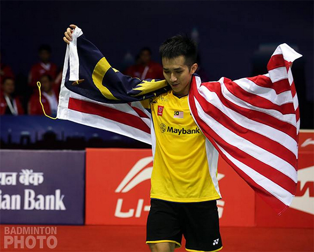 Chong Wei Feng pulls out of All England