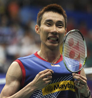 Can Lee Chong Wei win another All England Title?