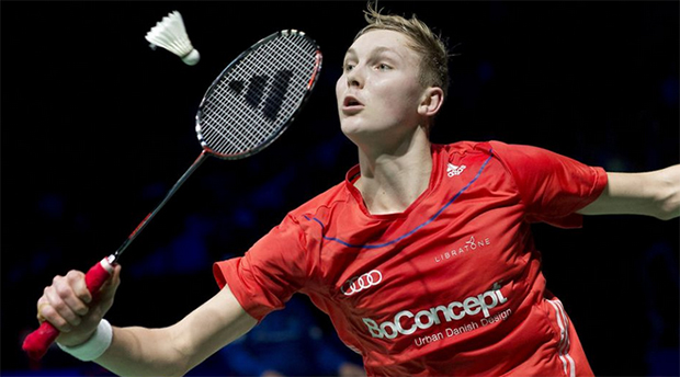 Viktor Axelsen: Learning mandarin is important for career