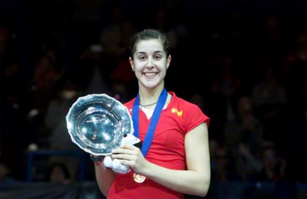 Carolina Marin pulls out from Singapore Open