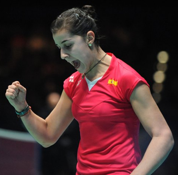 Carolina Marin targeting world no.1 ranking