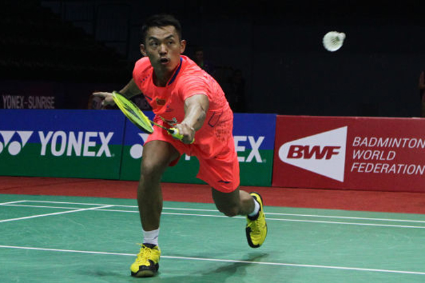 India Open: Lin Dan, Saina Nehwal roll; Jan Jorgensen exits
