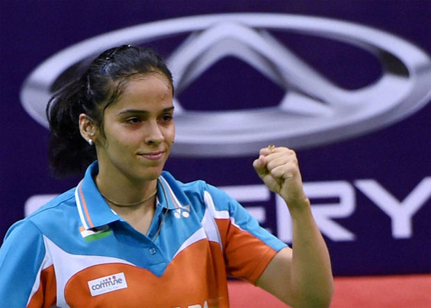 Saina Nehwal becomes world No. 1