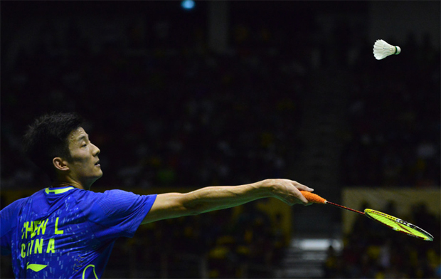 Chen Long, Jan Jorgensen exit Singapore Open