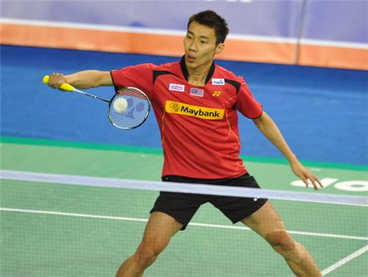2013 India Open: Chong Wei overpowers Kazumasa Sakai in Men's Singles pre quarter-finals