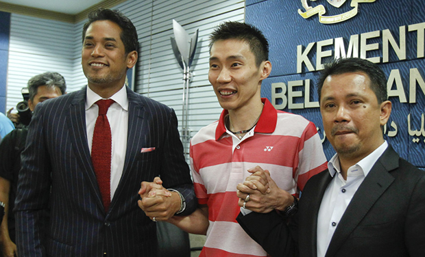Capsules contaminated with dexamethasone, Lee Chong Wei keeps Asiad medals