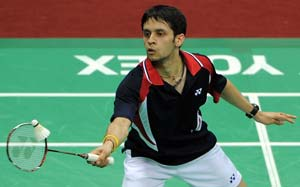 Parupalli Kashyap moves up to sixth in Badminton World Federation rankings