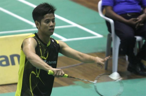 Arif, Goh V Shem/Tan Wee Kiong in New Zealand quarters