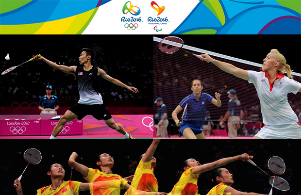 2016 Rio Olympic Badminton qualifying begins on Monday