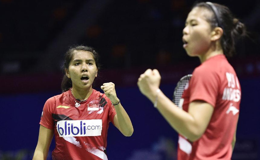 Indonesia to face China in Sudirman Cup semifinals