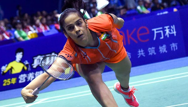 Saina Nehwal becomes world No. 1 again