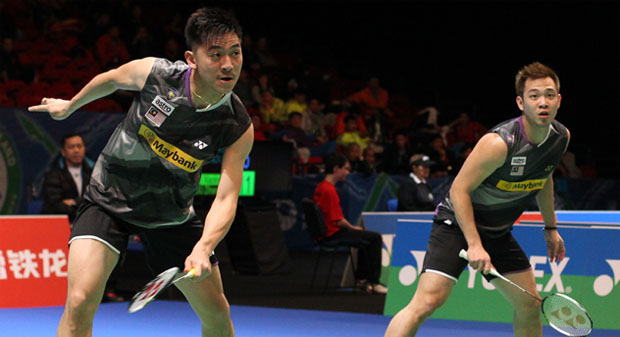 Koo Kien Keat/Tan Boon Heong still have chance with BAM