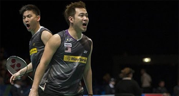 Koo Kien Keat/Tan Boon Heong off to a great start in Australian Open