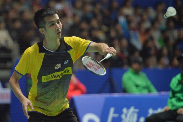 The second time could be a charm for national men's singles shuttler Chong Wei Feng at the New Delhi Thomas Cup