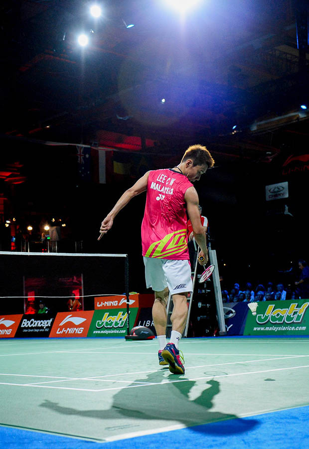 Lee Chong Wei eases into US Open semi-finals