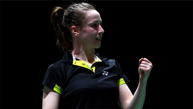 Chloe Magee, Scott Evans win second group-stage matches at 2015 Baku