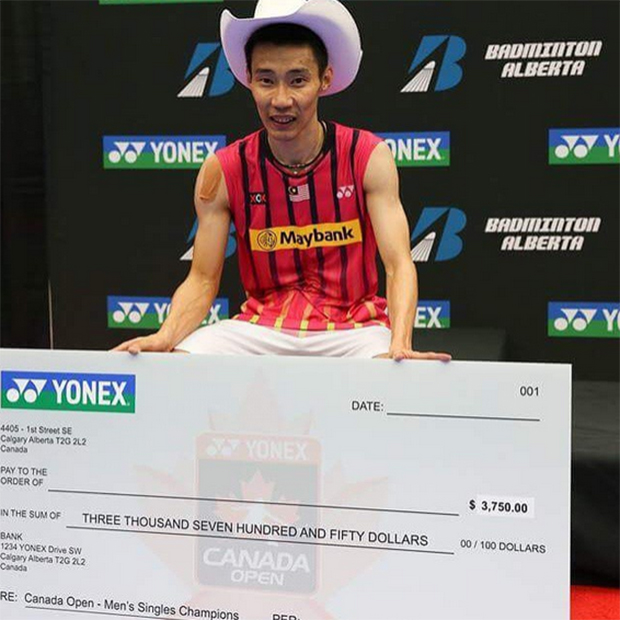 Lee Chong Wei holds off Angus Ng Ka Long to win Canada Open title (video)