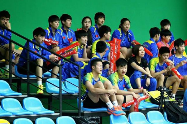 China defeats Malaysia 3-0 in Asia Junior Championships