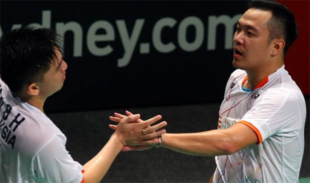 Koo Kien Keat/Tan Boon Heong off to a good start at ´White Nights 2015´