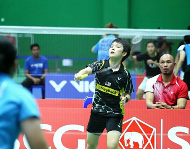 Goh Jin Wei advances to 2015 Asia Junior Championship semis