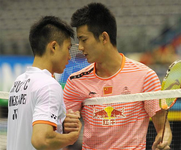 Chen Long, Wang Yihan win Chinese Taipei Open