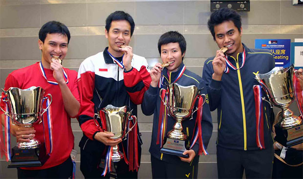 Rexy tells Indonesian shuttlers to embrace the pressure as host nation for World Championships