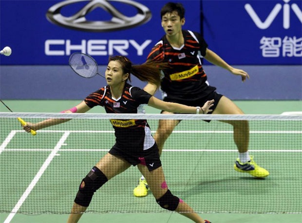 Chan Peng Soon/Goh Liu Ying clinch Russian Open and get entry to World Championships