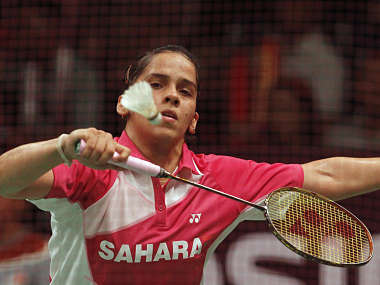 Saina will be part of the Hyderabad team for the India Badminton League (IBL).