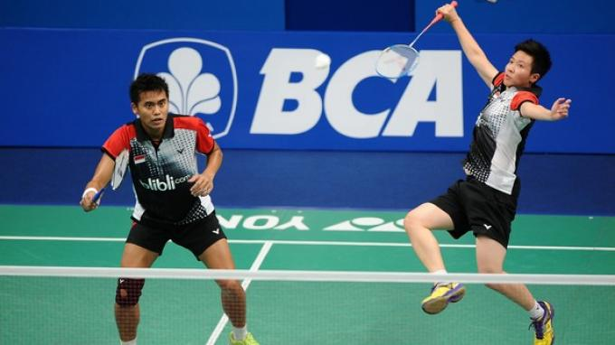 Tontowi Ahmad/Liliyana Natsir pulls out of World Champs
