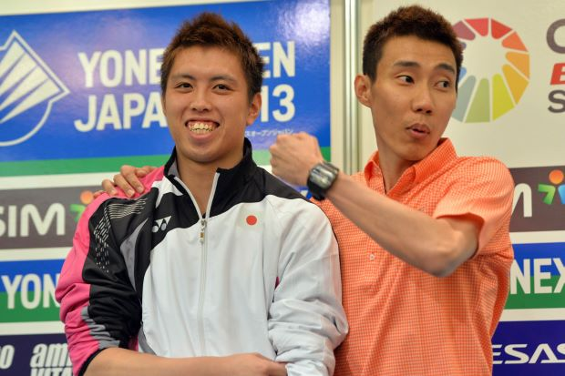 Kenichi Tago's withdrawal clears Chen Long's path