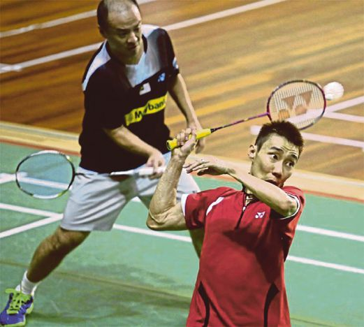 Chong Wei benefits from Hendrawan's experience