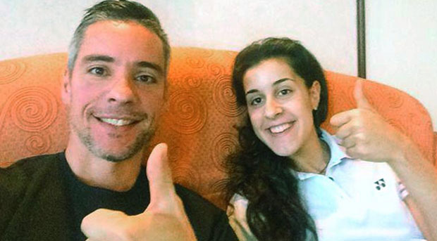 Fernando Rivas is the man behind success of Carolina Marin