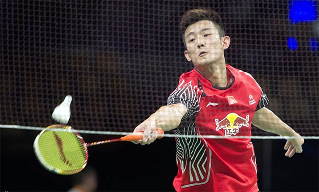 World Champs Day 2: Chen Long shows no mercy
