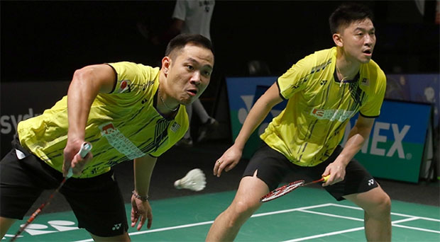 Chong Wei Feng, Koo Kien Keat/Tan Boon Heong advance at Vietnam Open