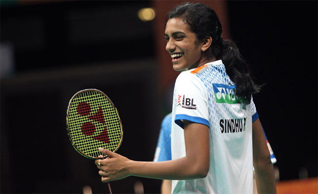 PV Sindhu eyeing a medal at 2016 Rio Olympics